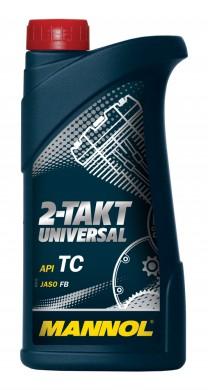 MANNOL 2T UNIVERSAL TC 1L