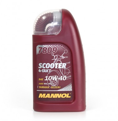 MANNOL 4T  Scooter 10W40 1L