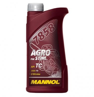 MANNOL AGRO STIHL API TC 1L