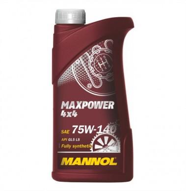 MANNOL MAXPOWER 4x4 75W140 API GL5 1L