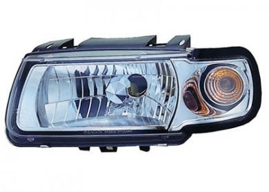 Фарове VW POLO (95-98) - бял к-кт