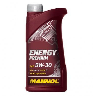 MANNOL ENERGY PREMIUM 5W30 1L