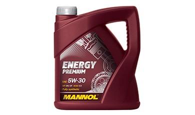 MANNOL ENERGY PREMIUM  5W30 4L