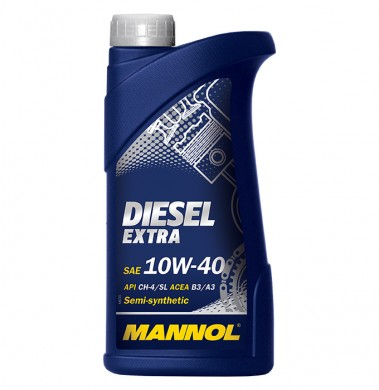 MANNOL DIESEL EXTRA 10W40 1L