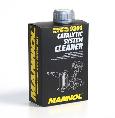 MANNOL 9201 CATALYTIC SYSTEM CLEANER