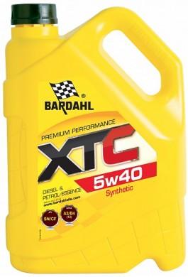 Bardahl  XTC 5W40 5L