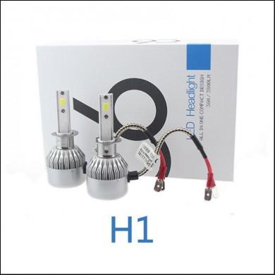 LED КРУШКИ C6 H1 36W