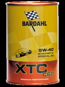 Bardahl  XTC C60 5W40 1L